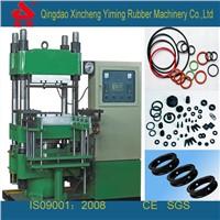 PLC control Rubber Plate Vulcanizing Machine, Rubber Molding Press