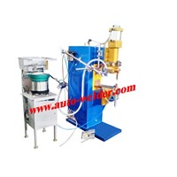 Automatic Nuts Feeding System and Nuts Welding Machine