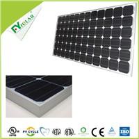 300W mono solar panel with certificates