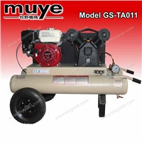 High Efficiency Gasonline Piston Air Compressor