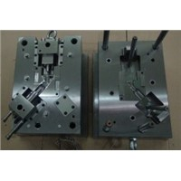 Automotive Plastic Injection Moulds Fabrication In Shenzhen China
