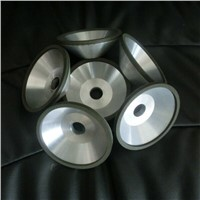 12A2 vitrified diamond grinding wheel for sharpening carbide tools