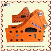 side bracket npk hydraulic breaker parts on excavator