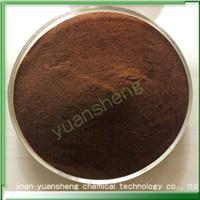 Sodium lignosulfonate/lignin for concrete additive