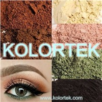 Cosmetic eyeshadow mica pigment, loose pearl pigments wholesale