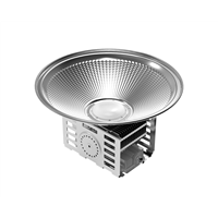 Fins materials cree chip /brigelux chip meanwell driver led highbay light ,led industrial light