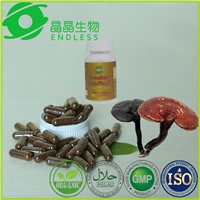 reishi mushroon extract powder ganoderma lucidum capsules