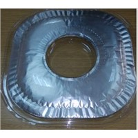 High Quality Aluminum Foil Oven Mat