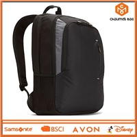 2015 modern western-style laptop backpack with mesh pockets