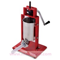 3-15L Screw-Type Vertical sausage stuffer/ filler,spray paint STV series