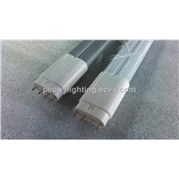Electronic Ballast Compatible CRI>90 New 2G11 Pll LED Tube Light