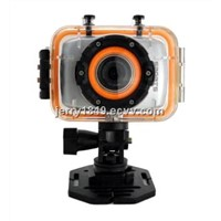 Sports Water-proof DV Car Camera DVR Full-HD 1080P