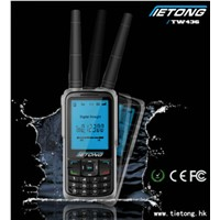 TIETONG 2015 FASHION  TWO WAY RADIO DPMR/WCDMA TW436