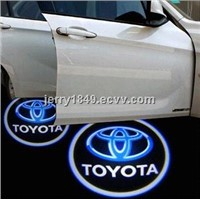 LED Car 3D Logo Laser Projector  Door Lights,Custom Logo Available!
