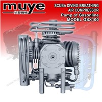 Model GSX100 Scuba Diving Breathing Air Compressor