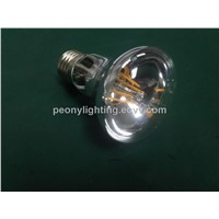 CE ROHS LED Filament Bulb R63 Clear Glass Reflector Bulb