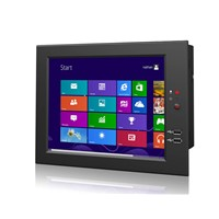 "10.4"" All-in-one Industrial Computer with OS Windows 7/8, Windows Embedded 7, Linux"
