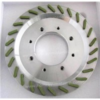 LED substrate back side grinding wheel manufacturer