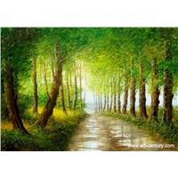 art print oil painting