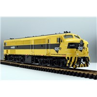 Electric Brass Train Model 1/48 O Scale Locomotive Model 4483#