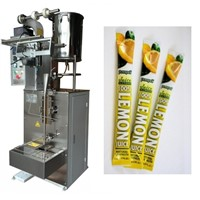 0-100ml Ice pop/jelly/Liquid soft drink filling and packing machine
