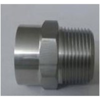 Hydraulic Hose Fittings - Male Pipe Solid