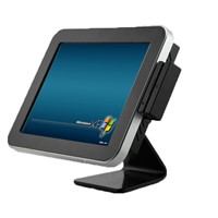 12 Inch Touch POS System with Msr for Retailer