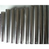 Zhi Yi Da Straight Seam Perforated Metal Welded Tubes Filter Frame Filter Elements