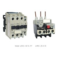 AC contactor& thermal relay CE,SEMKO,CB