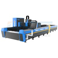 Open-design and high-speed fiber laser cutting machine HS-G3015B