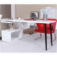Home Furniture Wooden Table Computer Desk (WLF-DK001)