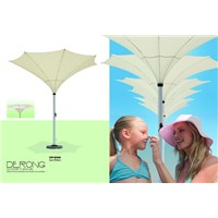 aluminum alloy garden umbrella/ sun umbrellla/patio umbrella