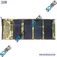 30W mini solar panel