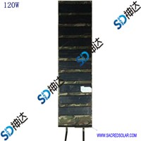 120W panel for yatch use