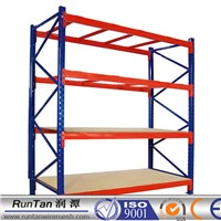 Hot Sell Cheap Warehouse Cold Metal Heavy Duty 4 Shelves Steel Rack