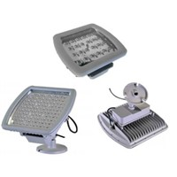 40W 80W 120W UL,Anti Explosive,Explosion-Proof, LED Gas Station Light