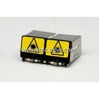 Dust Cover for Fiber Optic Adapter SC Duplex