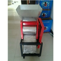 Automatic green coffee pulper machin