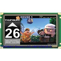 High Quality 7 inch TFT Smart LCD HMT070CE-C