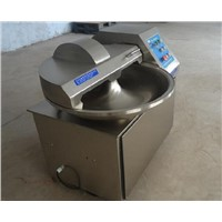 Stainless steel meat bowl cutting machine