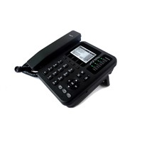 WIFI IP Phone with 4 SIP lines, WIFI VoIP Desktop Phone