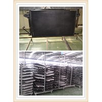 Wholesale car condenser /auto air condenser