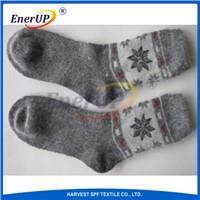Woman thermal socks