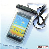new design swiming waterproof dry bag for cellphone