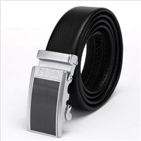 CY-BM004 High Quality Fashion Cheap Genuine Real Leather Belts Alloy