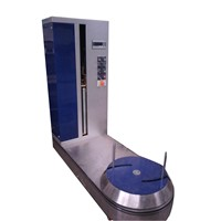 Airport luggage wrapping machine/stretch film wrapping machine