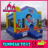 BO-216 Various Style Bouncy Castle , Inflatable Castle , Inflatable Bouncer For Kids