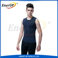 Copper Compression Sportswear Vest for Men