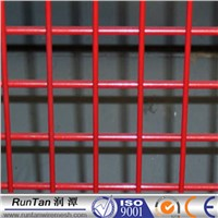 PVC Coated Welded Wire Mesh /Welded Wire Mesh Panels