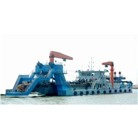 2500cbm Cutter Suction Dredger for Sale